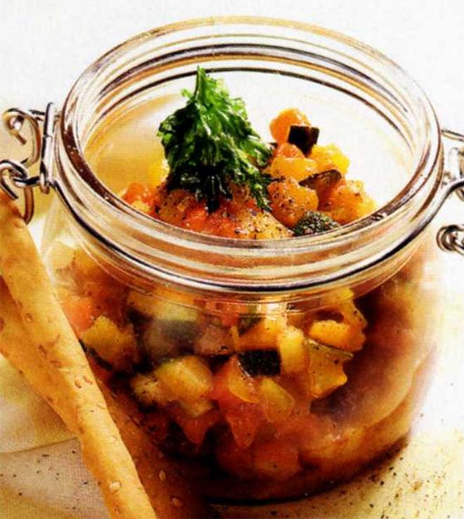 Рецепт Овощной рататуй
