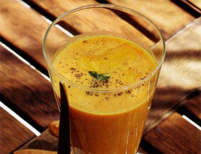 Рецепт Тыквенный крем суп пюре