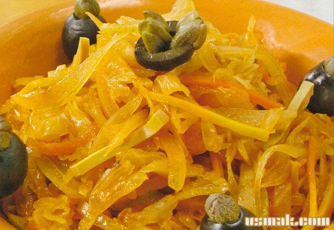 Рецепт Суп солянка из квашеной капусты и с грибами