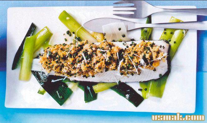 Рецепт Вкусная форель в духовке