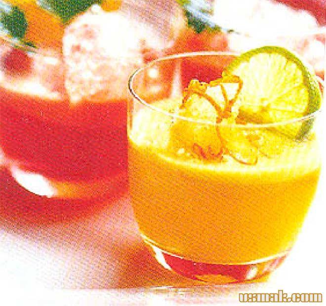 Рецепт Грейпфруто грушевый сок с имбирем