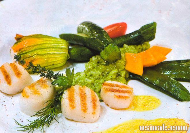 Рецепт Рыбные медальоны