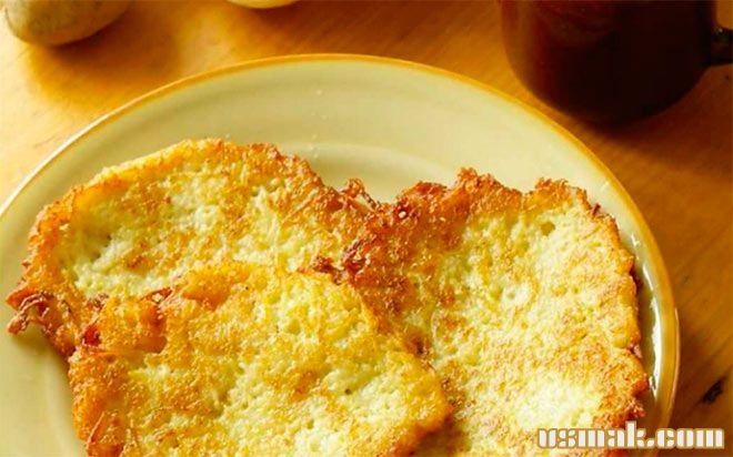 Рецепт Картофельные вкусные драники из картошки и морковки