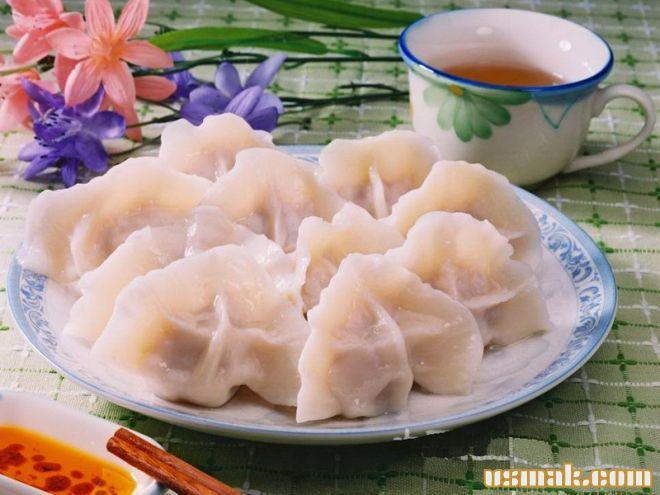 Рецепт Китайские пельмени Цзяоцзы