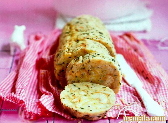 Рецепт Чешские кнедлики хлебные