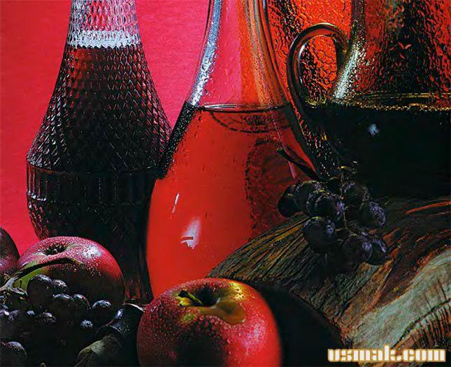 Рецепт Вино из черноплодной рябины