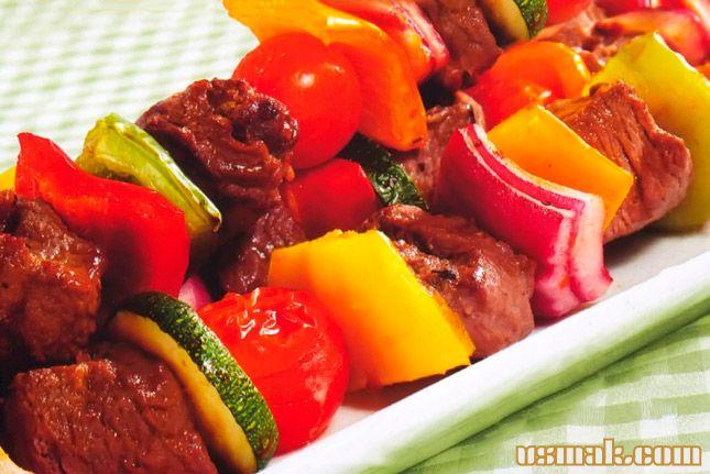 Рецепт Шашлык в томатном соке