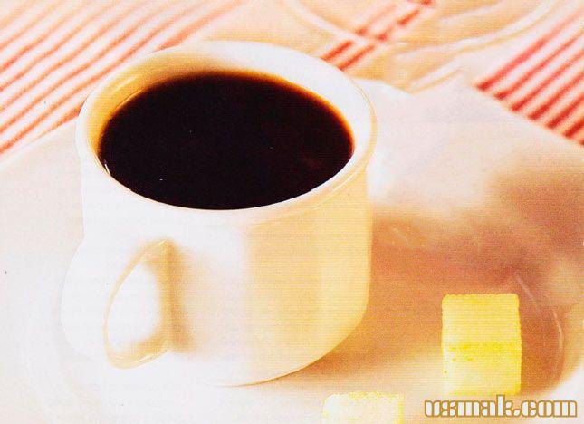 Рецепт Кофе с коньяком