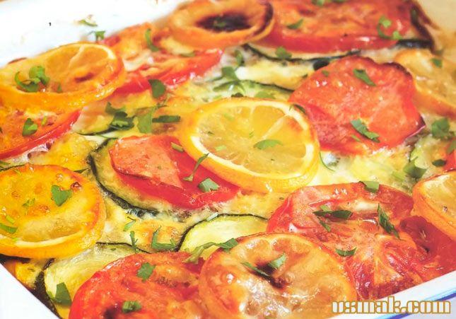 Рецепт Овощная запеканка