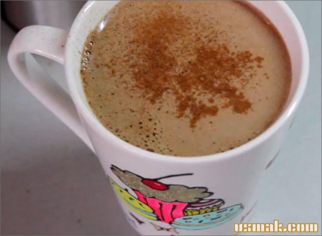 Рецепт Как варить кофе в турке с молоком