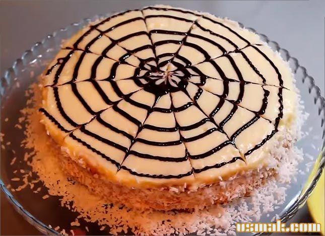 Рецепт Эстерхази торт