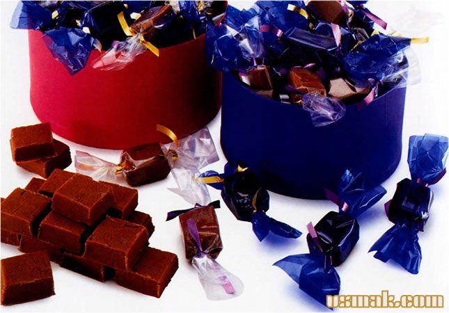 Рецепт Сливочная помадка шоколадная