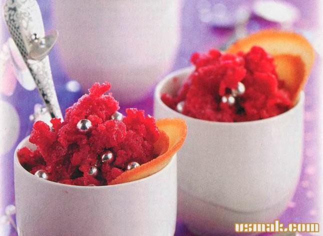 Рецепт Итальянский десерт гранита