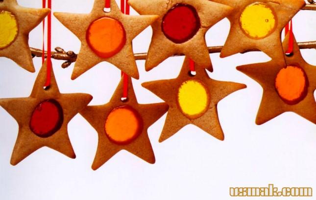 Рецепт Печенье звездочки