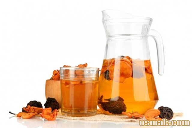 Рецепт Напиток из сухофруктов