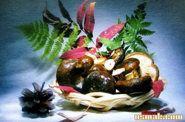 Рецепт Соленые грузди