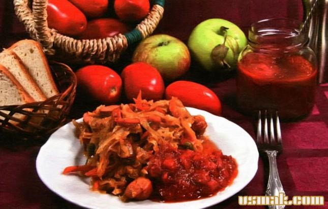 Рецепт Кетчуп на зиму