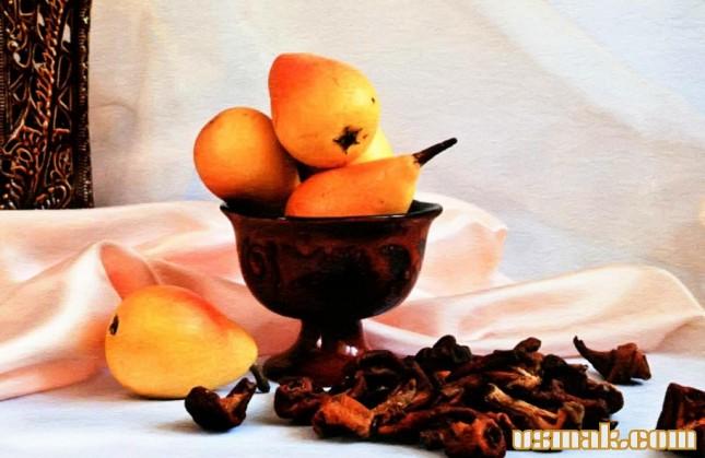 Рецепт Сушеная груша
