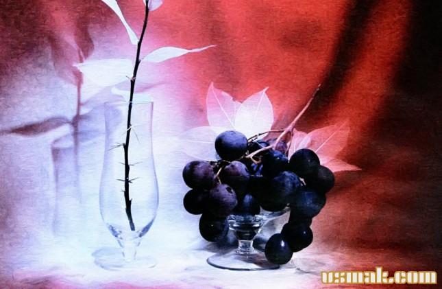 Рецепт Сушеный виноград