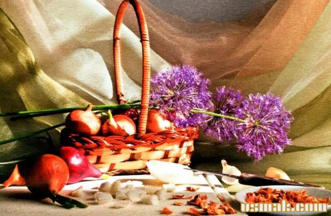 Рецепт Сушеный лук