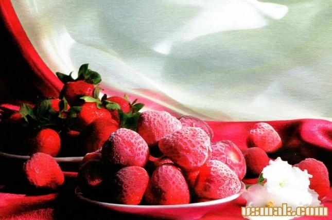 Рецепт Как заморозить клубнику