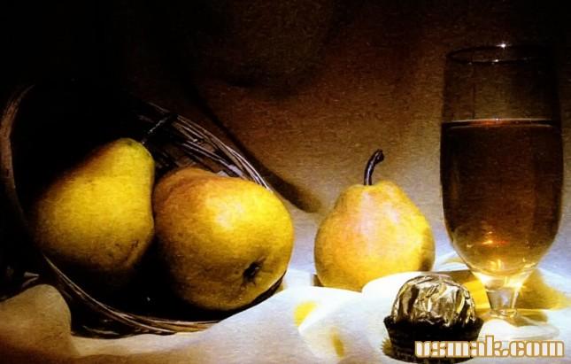 Рецепт Грушевое вино
