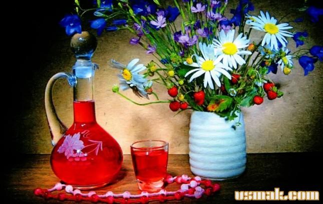 Рецепт Земляничное вино