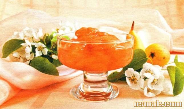 Рецепт Варенье из груш на зиму