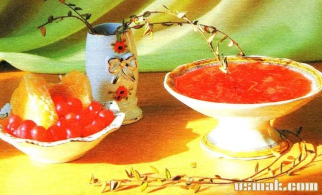 Рецепт Варенье из клюквы