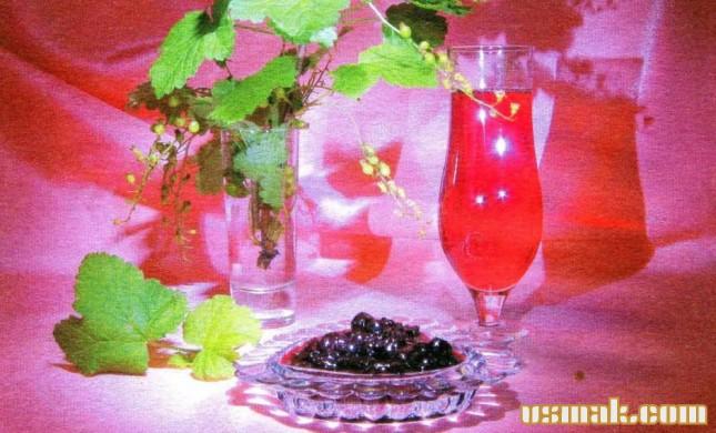 Рецепт Черная смородина варенье на зиму