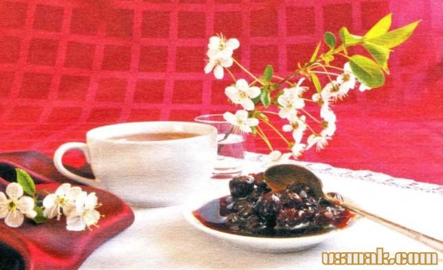 Рецепт Вишневое варенье без косточек