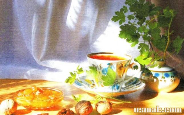 Рецепт Варенье крыжовник с грецким орехом