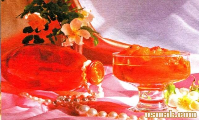 Рецепт Абрикосовое варенье с орехами