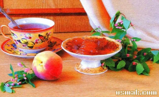 Рецепт Персиковый джем
