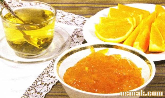 Рецепт Апельсиновый джем