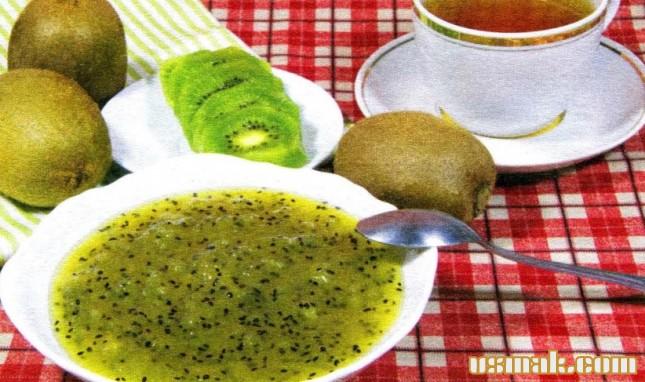 Рецепт Варенье из киви
