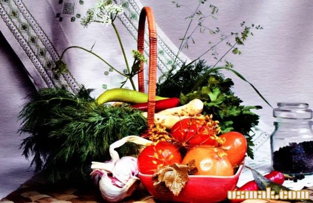 Рецепт Квашеные помидоры на зиму