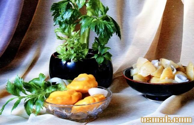 Рецепт Патиссоны на зиму