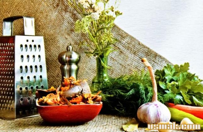 Рецепт Квашеные баклажаны фаршированные морковью