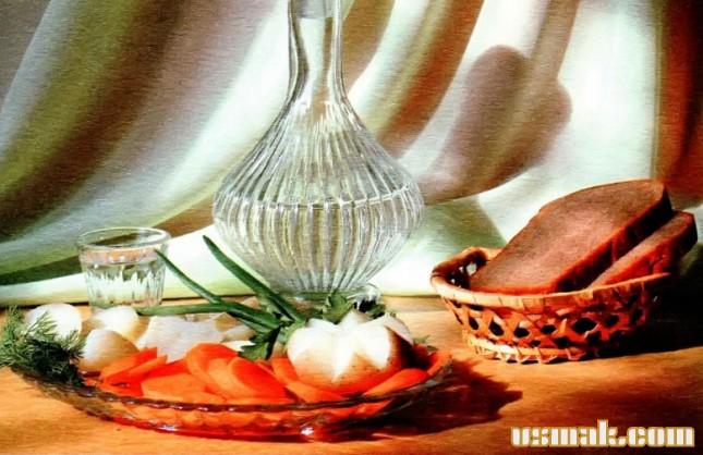 Рецепт Квашеная морковь