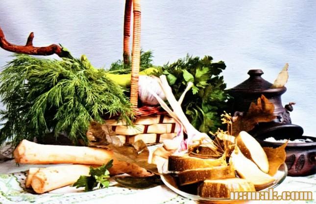 Рецепт Кабачки квашеные