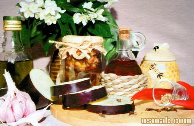 Рецепт Баклажаны с медом