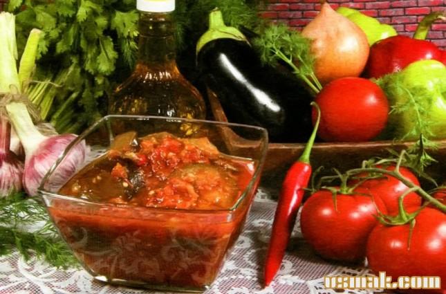 Рецепт Соте овощное