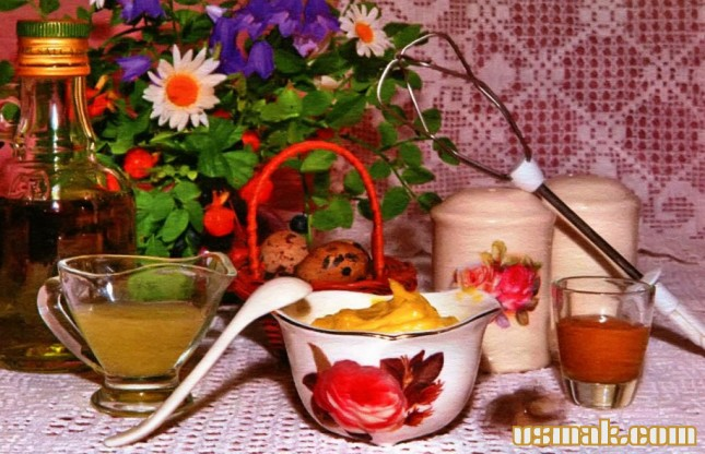 Рецепт Домашний майонез
