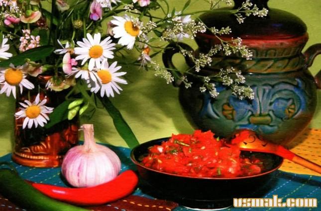 Рецепт Заправка для супа