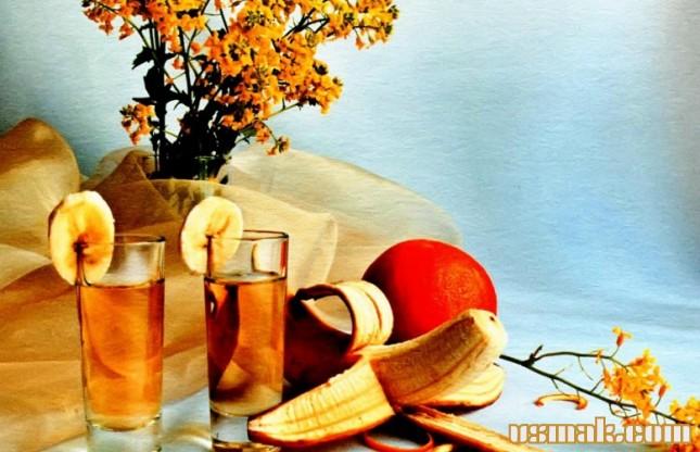 Рецепт Банановый ликер
