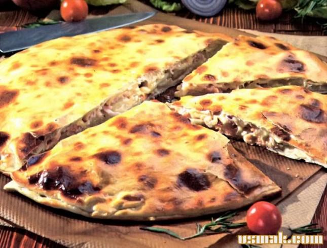 Рецепт Пицца закрытая