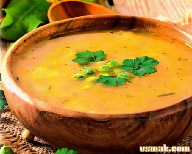 рецепт острого супа с свининой