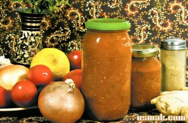 Рецепт Чатни из помидоров