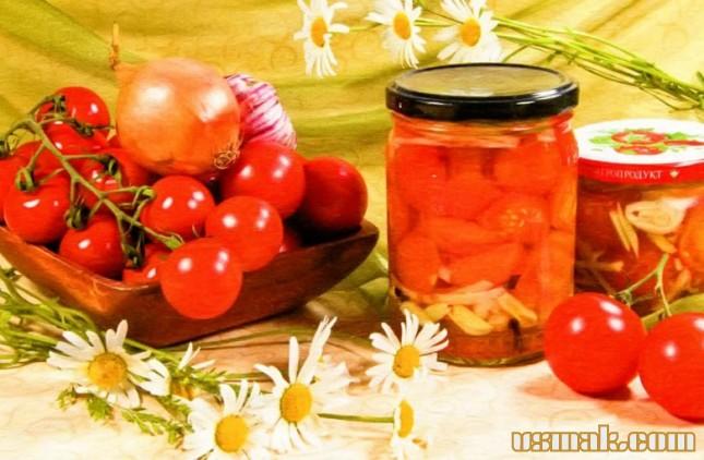 Рецепт Помидоры в желе